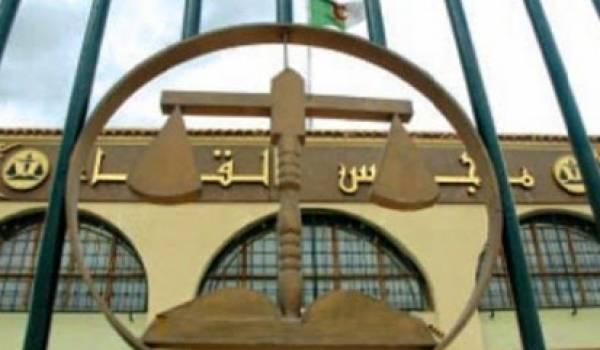 Condamnation du syndicaliste Mellal Raouf, le Conseil des lycées d'Algérie s'insurge