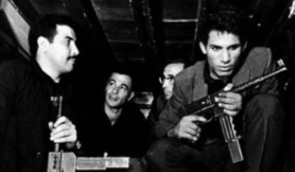 """Une séquence du film """"La Bataille d'Alger""""."""