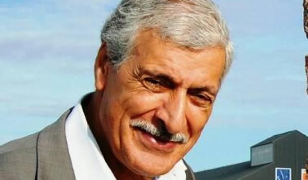 Ferhat Mehenni, président du Gouvernement provisoire kabyle.