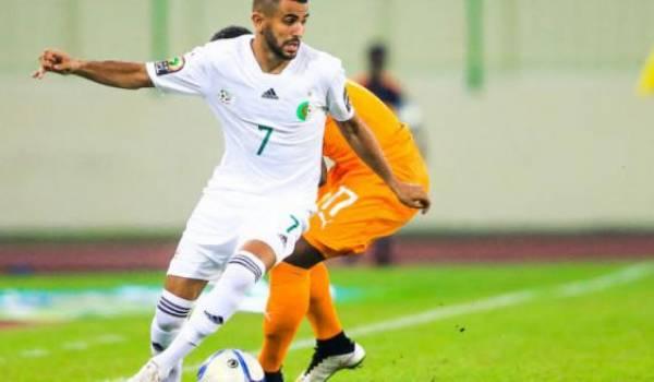 Riyad Mehrez a sauvé l'EN d'une première humiliation.