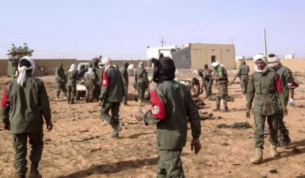L'attaque a été revendiqué par El Mourabitoun. Photo AFP