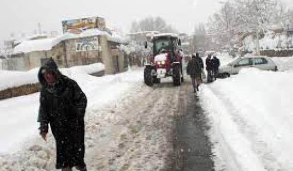 Le climat se refroidit nettement au nord du pays.