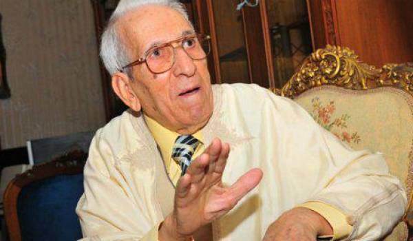 Othmane Saadi, le négateur du fait amazigh.
