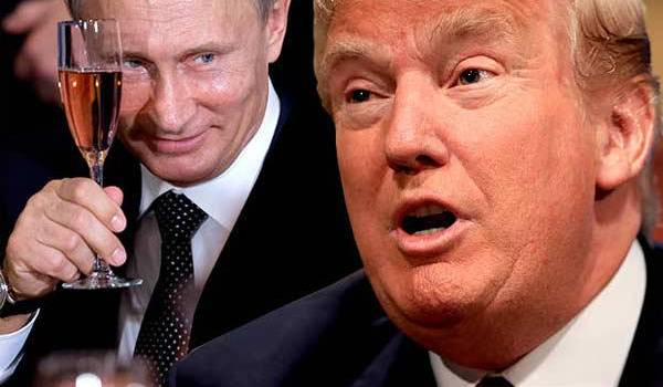 """Poutine/Trump : le nouvel """"ordre"""" mondial se dessine."""