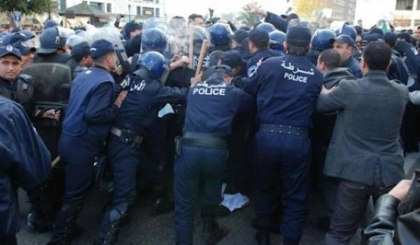 Même si la répression est féroce, il ne faut pas désespérer de la lutte pacifique pour une Algérie débarrassée des clans.