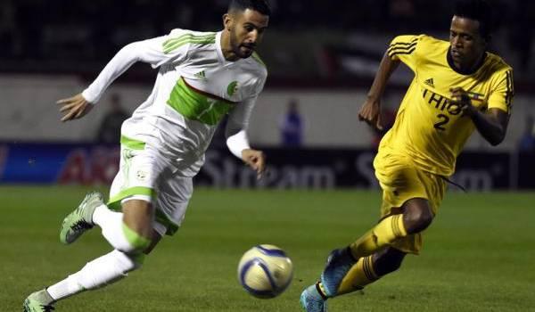 Riyad Mahrez évitera-t-il aux Verts d'une sortie par la petite porte ?