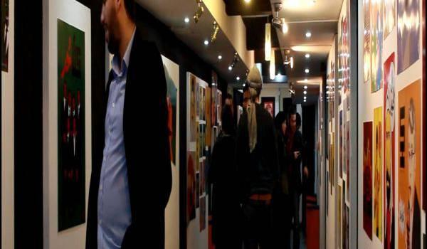Le Sous-marin a enfin ouvert ses portes aux artistes et passionnés d'art et littérature.