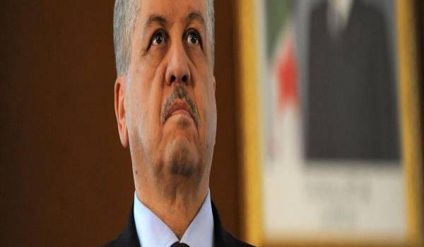 Abdelmalek Sellal.