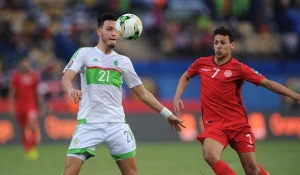 L'Algérie a perdu l'occasion de se qualifier au prochain tour face à la Tunisie.