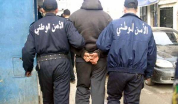 Arrestation spectaculaire d'un dangereux gang armé à Barika
