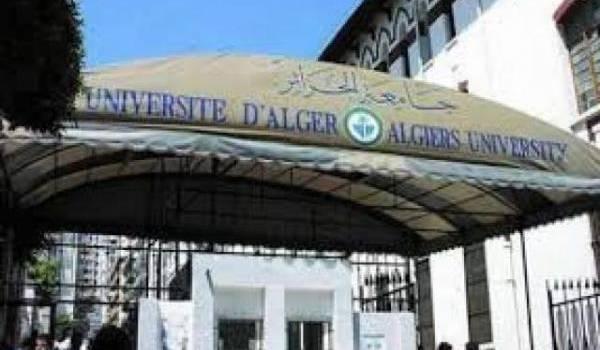 Des professeurs lynchés à l'institut des sciences politiques de l'université d'Alger (Vidéo)
