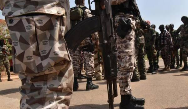 Des soldats ivoiriens ont tiré