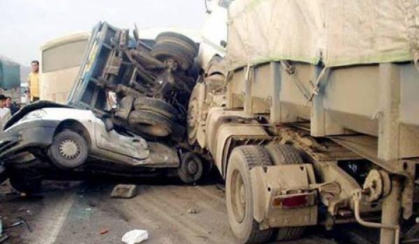 L'hécatombe continue sur les routes algériennes.