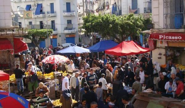 Bab El Oued. Alger.