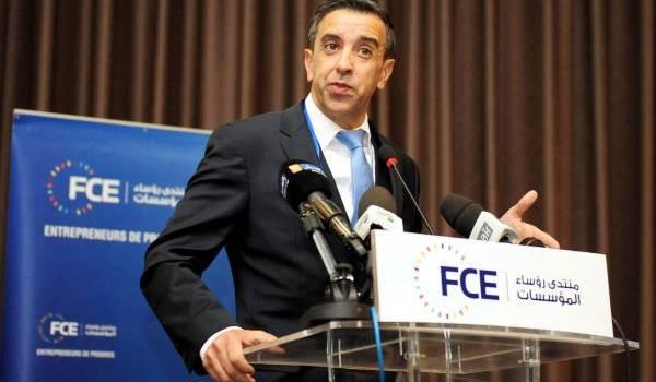 Ali Haddad, président du FCE a refusé de débattre à Paris sur l'avenir économique de l'Algérie.