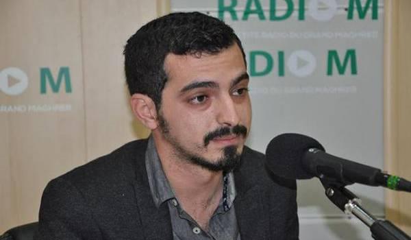 Anis Saidoune. Photo Radio M.