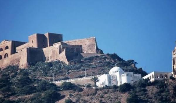 Fort et chapelle de Santa Cruz d'Oran