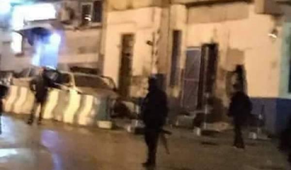 Un terroriste éliminé et deux autres encerclés — Constantine