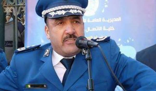 Le coordinateur de la police à Batna.