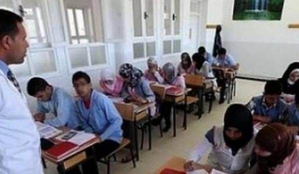 Le ministère de l'Education nationale va-t-il anticiper ces départs ?