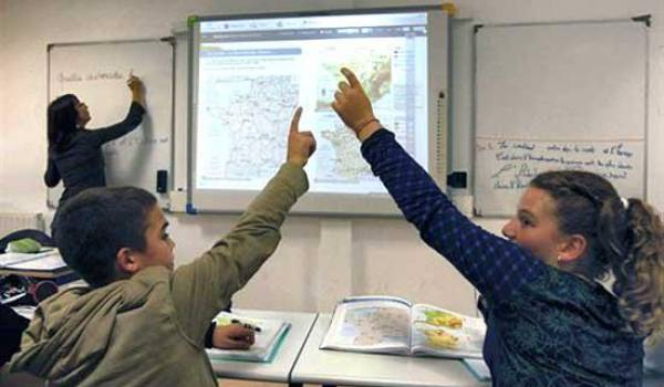 Les supports audiovisuels sont des secours pour l'élève