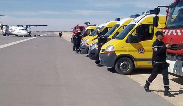 Deux incidents d'aviation en Algérie en une journée ! (Images et Vidéos)
