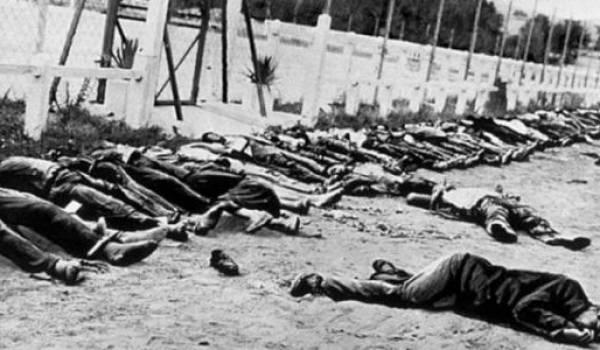 Un crime contre l¼humanité... Au delà des mots, la réalité des crimes coloniaux