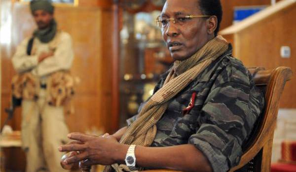 Idriss Déby, 27 ans au pouvoir.