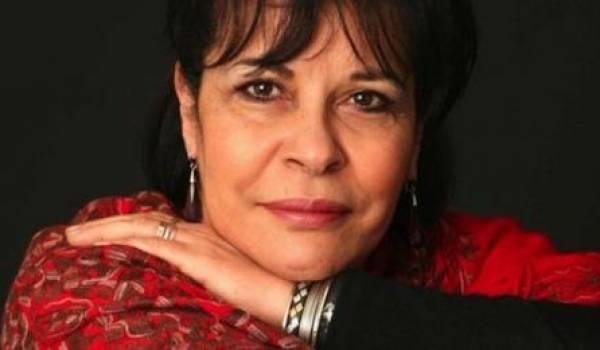 L'écrivain Maïssa Bey.