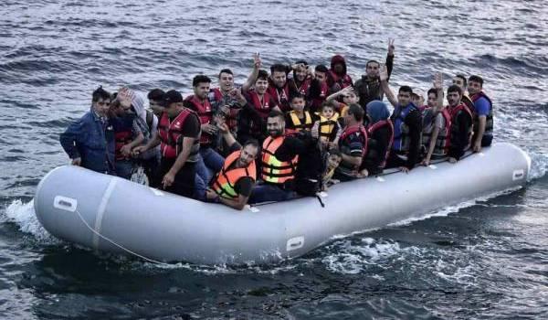 Des milliers de migrants sont morts en Méditerranée.