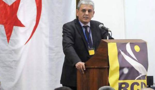 """Mohcine Belabbas au """"Point"""" : """"Oui, c'est Bouteflika qui gère le pays"""" !"""