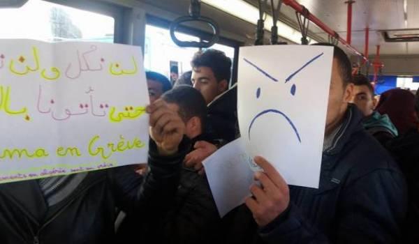 Des jeunes étudiants pharmaciens brutalisés et humilés à Alger.
