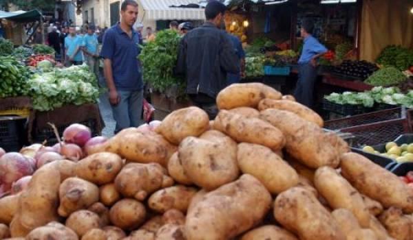 Les fruits et légumes, object de spéculation.