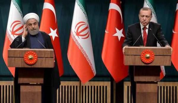 Escalade verbale entre la Turquie et l'Iran