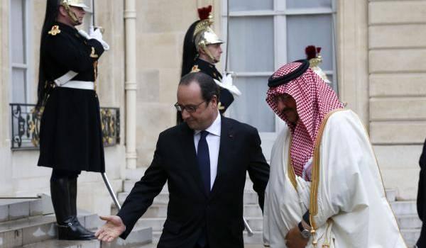 Pour l'Occident, l'Orient c'est avant tout ça : une question d'affaires et de sous.