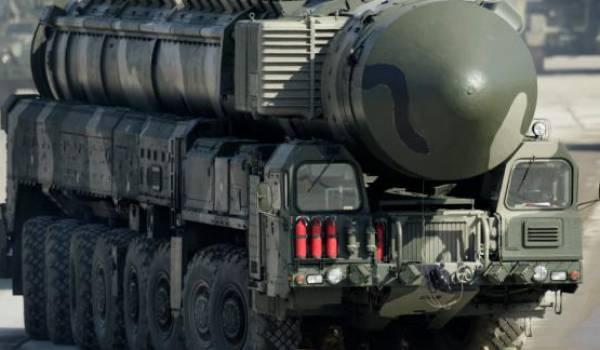 L'arsenal russe