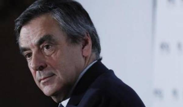 Dernière casserole : François Fillon s'est fait offrir une montre à 10 000 euros. Photo AFP