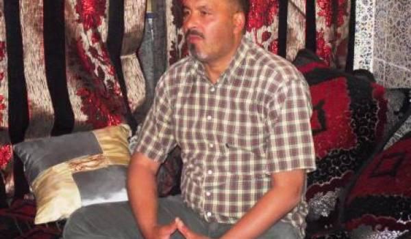 Le défunt Bouriah Mansour