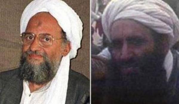 Ayman al-Zawahiri et Abou Kheir Al Masri,