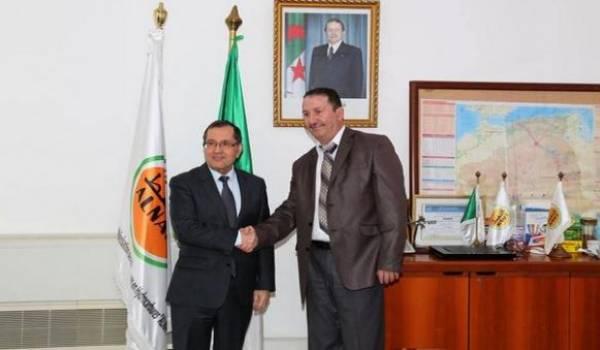 Noureddine Boutarfa et Arezki Hocini.