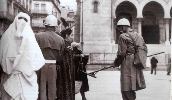 La bataille contre le peuple d'Alger en 1957