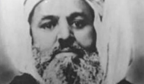 Chekh Aheddad a donné sa caution à la révolte kabyle de 1871.