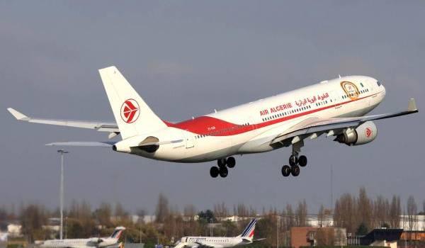 Deux vols annulés lundi en raison d'une grève des contrôleurs aériens français
