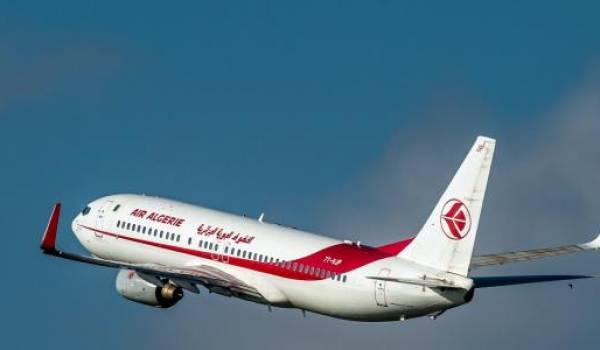 Air Algérie annule quatre vols vers Paris vendredi
