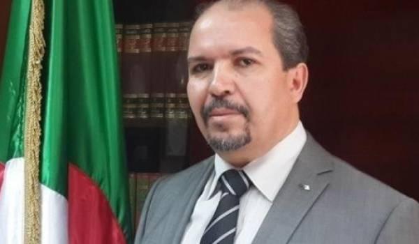 Le ministre des Affaires religieuses Mohamed Aïssa.
