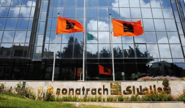 Le siège de la Sonatrach