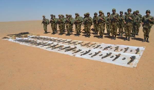 L'ANP multiplie les opérations antiterroristes aux quatre coins du pays.