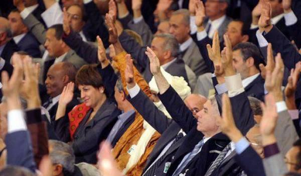 Au parlement de Tonton: une zeraïga pour nos députés !
