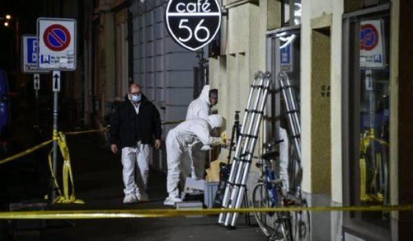 Suisse: fusillade dans un café à Bâle, deux morts, un blessé grave