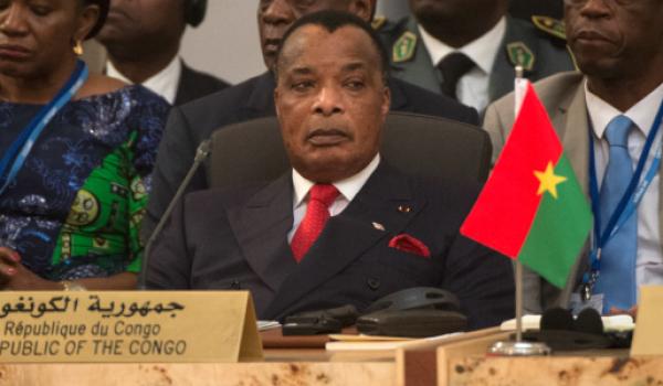 Denis Sassou Nguessou a violé la constitution pour se représenter pour la 3e fois
